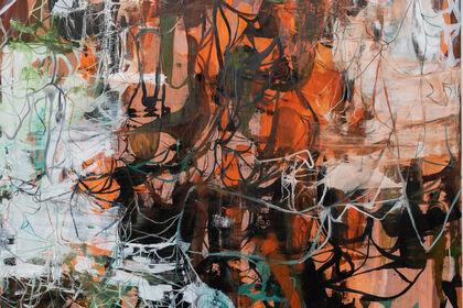 OLAV CHRISTOPHER JENSSEN/THE RUBICON PAINTINGS