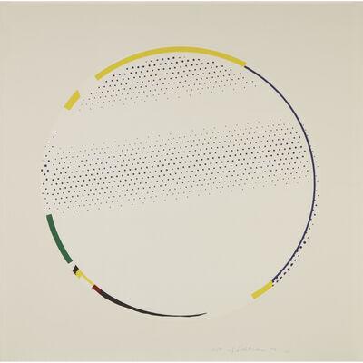 Roy Lichtenstein, 'Mirror #2 from Mirror Series', 1972