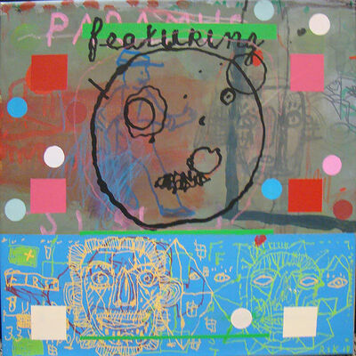 Rik Van Iersel, 'Featuring', 2014