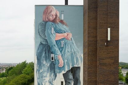 Out in the Open 2019 | Mural project