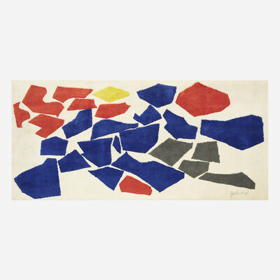 Robert Goodnough, 'Untitled (tapestry)', c. 1980