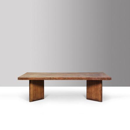 Pierre Jeanneret, 'PJ-TAT-08-A Library Table', 1955