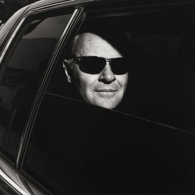Michel Comte, 'Anthony Hopkins', 1991