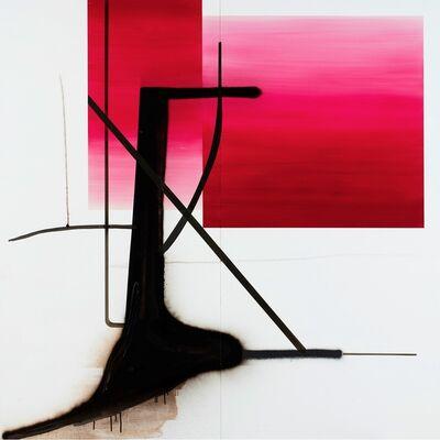Albert Oehlen, 'Untitled (Baum 79)', 2016