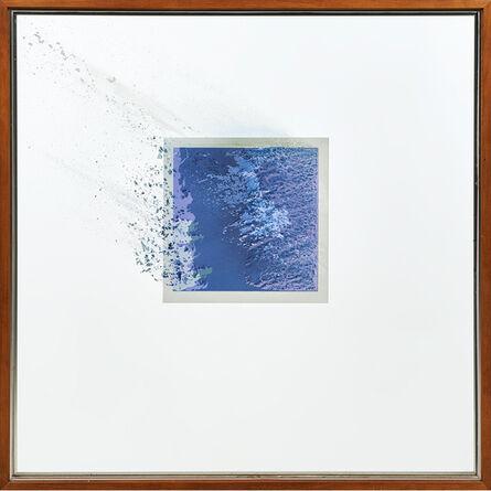 Eric Sealine, 'Untitled panel (Brushed Square)', 1980s