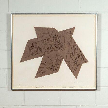 Louise Nevelson, 'Nightstar', 1980