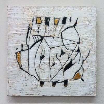 Jeanne Neal, 'Waxing Eccentric ', 2017