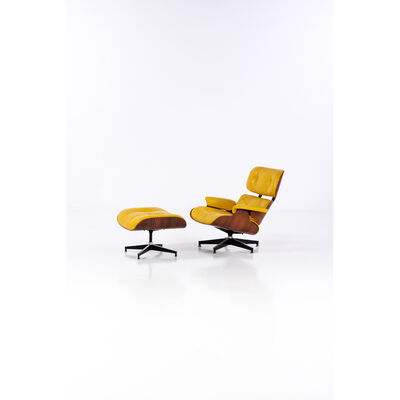 """Charles Eames, 'Model """"670"""" - Armchair and Footrest', 1972"""