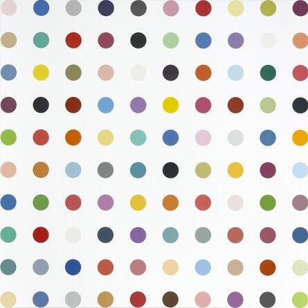 Damien Hirst, 'Dimethyl Disulfide', 2010-2011