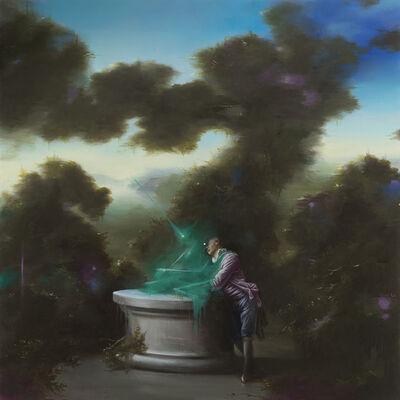 Sam Leach, 'Boucher x Fragonard x ESA', 2020