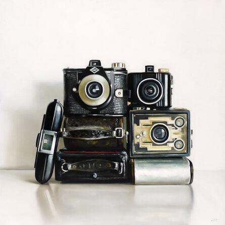 Christopher Stott, 'Seven Vintage Cameras', 2014