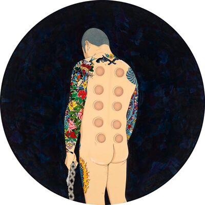 Chen Fei, 'Sorrowful Peasant / 憂傷的農夫', 2013