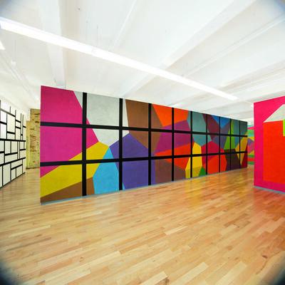 Sol LeWitt, 'Wall Drawing #692', 1991