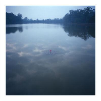 John Huggins, 'Lotus, Angkor Wat, Cambodia, ed. of 23', 2013