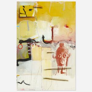 James Havard, 'Mudhead Wall', 1985