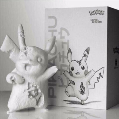 Daniel Arsham, 'Crystalized Pikachu Future Relic', 2020