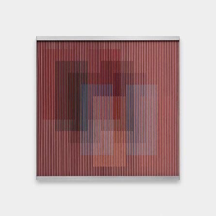 Carlos Cruz-Diez, 'Physichromie nr.463', 1969