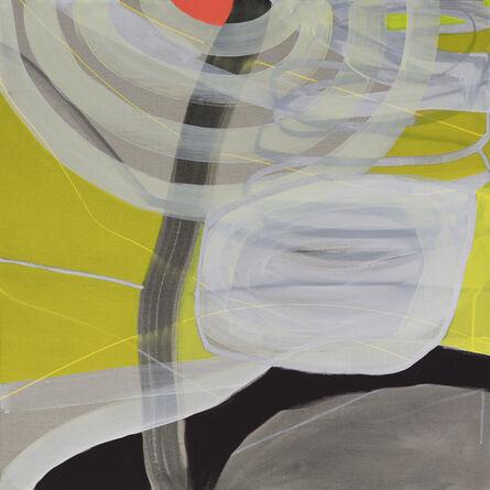Rachelle Krieger, 'Trees with Light Rays 2', 2017