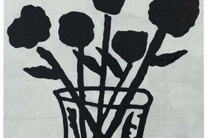 Donald Baechler: Flowers
