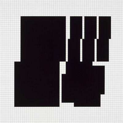 Attila Kovács, 'koordination p3-a1 1970-73, ', 1974