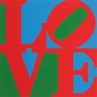 Robert Indiana, 'The Book of Love', 1986