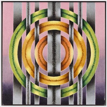 Mark Leonard, 'Circle #3', 2015