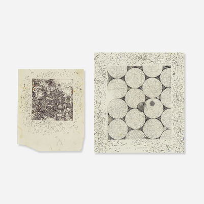 Nicholas Buffon, 'Untitled and Long Past Midnight (two works)'