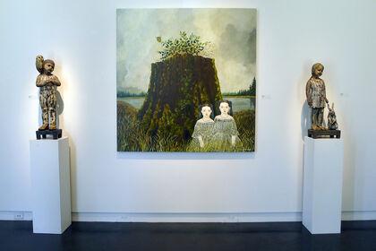 Margaret Keelan & Anne Siems: Wonderland