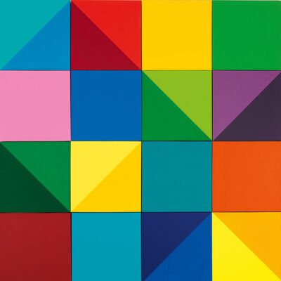 Peter Kalkhof, 'Colour and Space', 2008