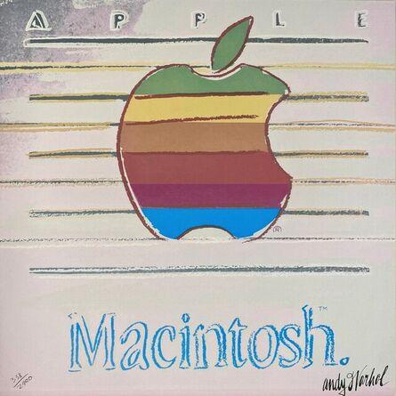 Andy Warhol, 'Apple', 1986