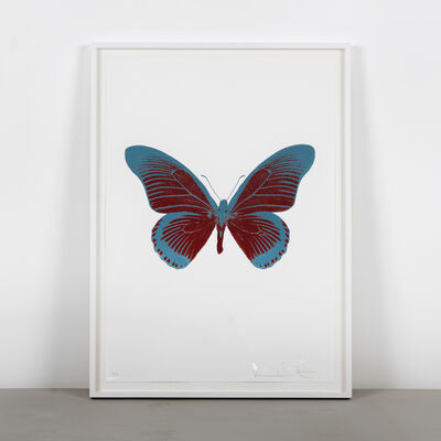Damien Hirst, 'The Souls IV - Chilli Red - Topaz', 2010