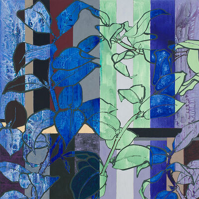 Robert Kushner, 'Bardo', 2016