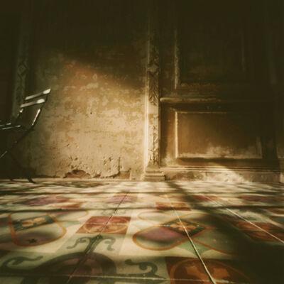 Dianne Bos, 'Le Castelou Galerie Floor', 2009