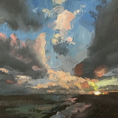C.W. Mundy, 'Sanibel Sunset 2', 2018