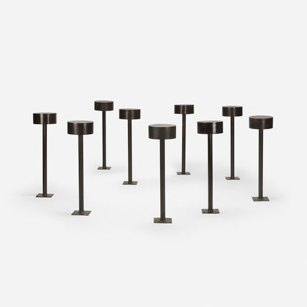 Philip Johnson, 'Nine Outdoor Lights from the Amon Carter Museum of American Art, Fort Worth', 1961
