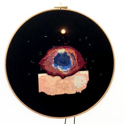 Art Orienté Objet, '#50, Helix Nebula, l'œil de Dieu / Helix Nebula, the eye of God', 2014