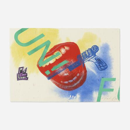 Kenny Scharf, 'Fun', 2009