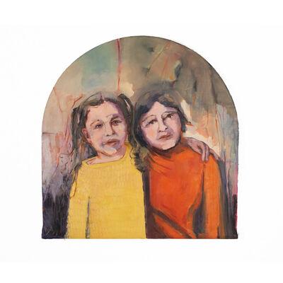 Ani Garabedian, 'Yellow and Red', 2020