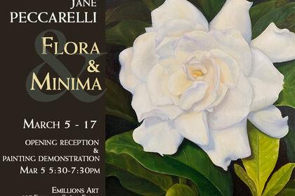 Jane Peccarelli: Flora & Minima