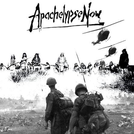 Douglas Miles, 'Apachelypse Now', 2020