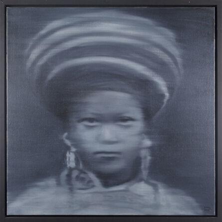 Nguyen Quang Huy, 'Tribal Indochine Woman 2', 2008