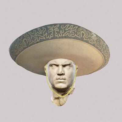 Cecilia Miniucchi, 'Roman Emperor Caracalla/Mexican Mariachi Hat', 2018