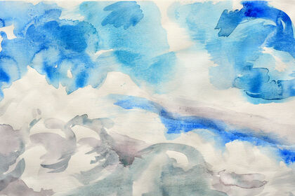 New In – Clouds by Cony Theis