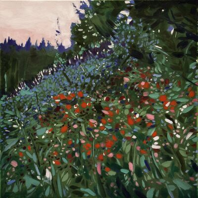 Isca Greenfield-Sanders, 'Wildflowers', 2020