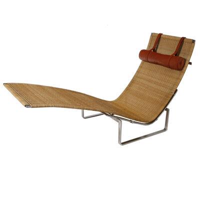 Poul Kjærholm, 'PK 24 lounge chair', 1965