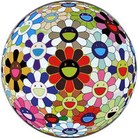 Takashi Murakami, 'Flower Ball (Lots of Colors) ', 2016