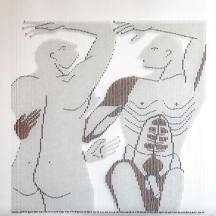 Zoë Paul, 'Curtain', 2019