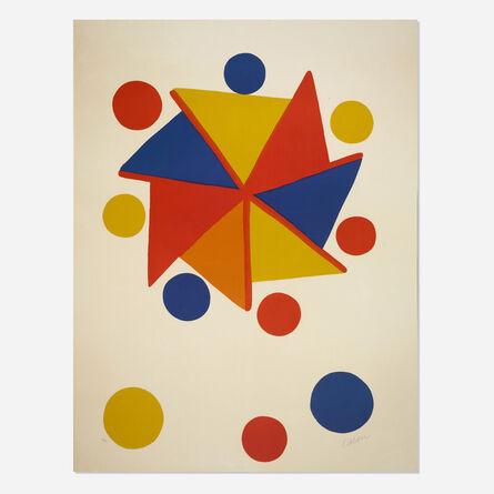 Alexander Calder, 'Pinwheel', 1970