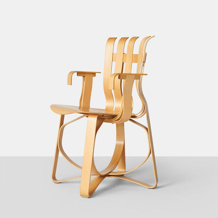 Frank Gehry, ' Hat Trick Armchair by Frank Gehry for Knoll ', ca. 1998