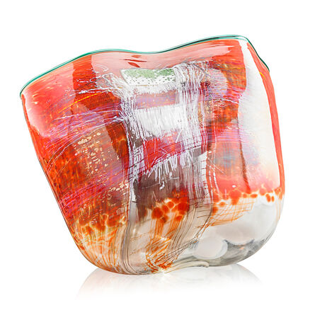 Dale Chihuly, 'Fine and large Soft Cylinder, Seattle, WA', 1989